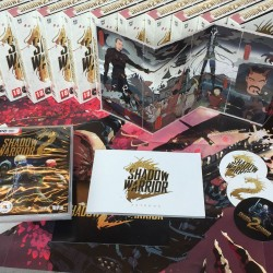 Shadow Warrior 2 box edition